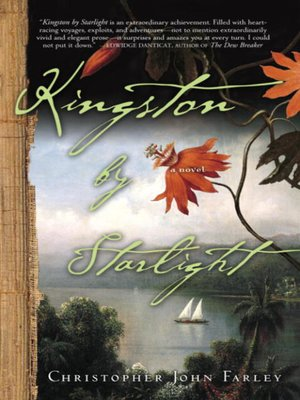 cover image of Kingston by Starlight