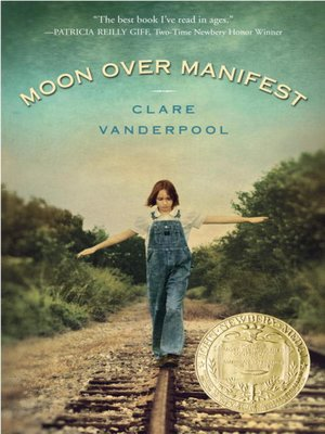 cover image of Moon Over Manifest