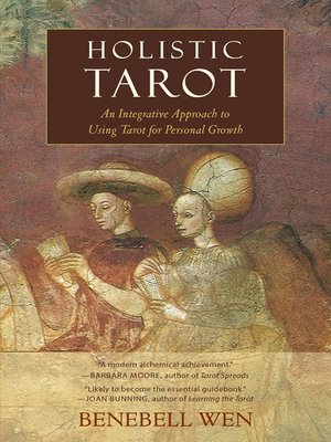 cover image of Holistic Tarot