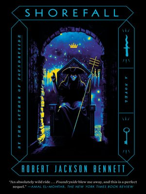 Shorefall Book Cover