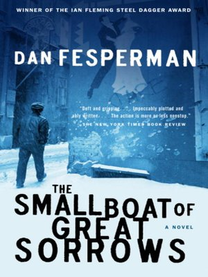 cover image of The Small Boat of Great Sorrows