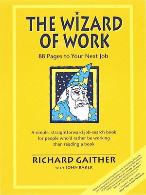 cover image of Wizard of Work