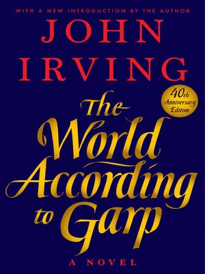 cover image of The World According to Garp