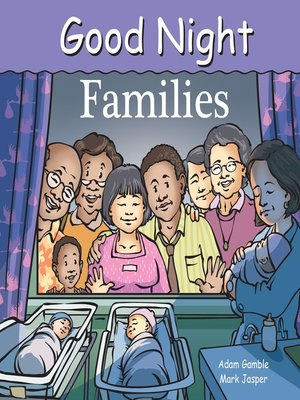 cover image of Good Night Families