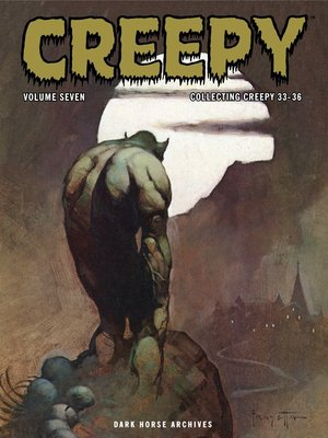 cover image of Creepy Archives, Volume 7