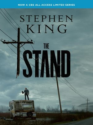 cover image of The Stand