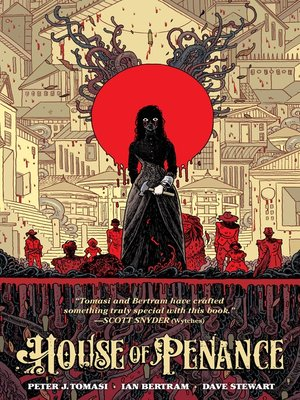cover image of House of Penance