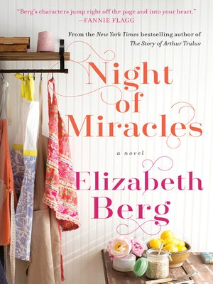 cover image of Night of Miracles