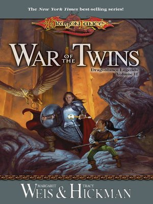 cover image of War of the Twins