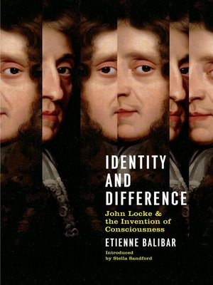 cover image of Identity and Difference