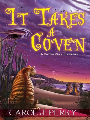cover image of It Takes a Coven