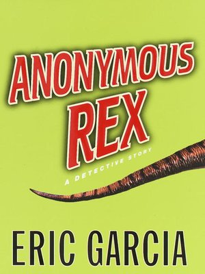 cover image of Anonymous Rex