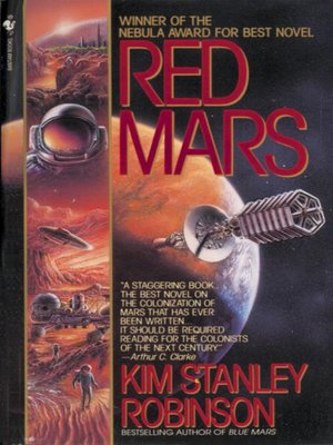 cover image of Red Mars & Green Mars