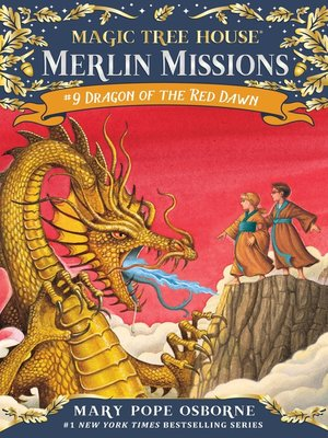 cover image of Dragon of the Red Dawn