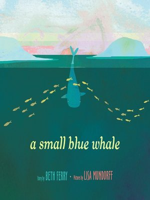 cover image of A Small Blue Whale