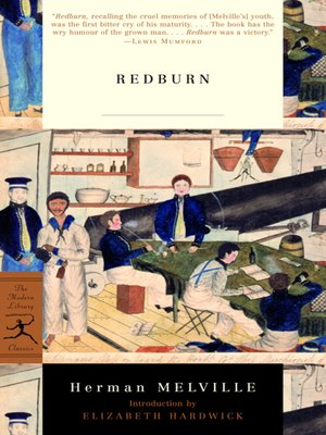 cover image of Redburn