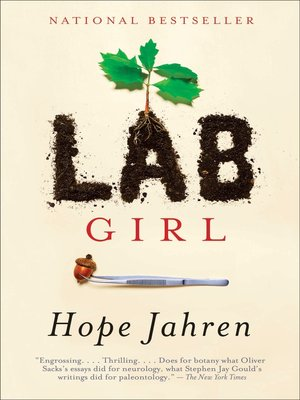 cover image of Lab Girl
