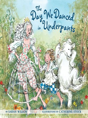 cover image of The Day We Danced in Underpants