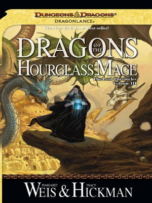cover image of Dragons of the Hourglass Mage