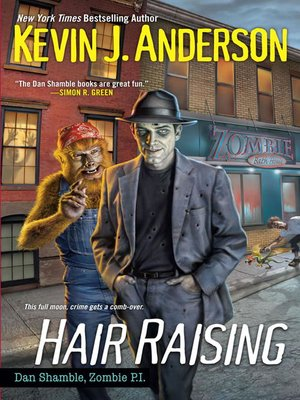 cover image of Hair Raising