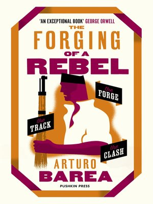 cover image of The Forging of a Rebel