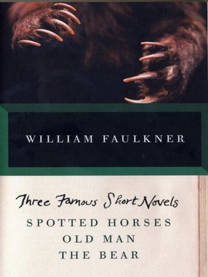 cover image of Three Famous Short Novels