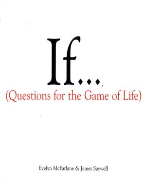 cover image of If...