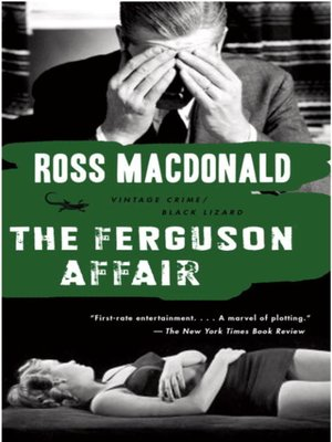 cover image of The Ferguson Affair