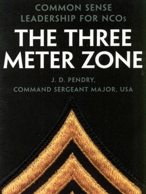 cover image of The Three Meter Zone
