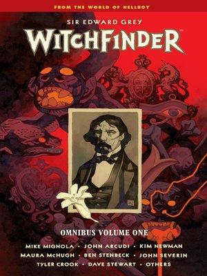 cover image of Witchfinder (2009), Omnibus Volume 1
