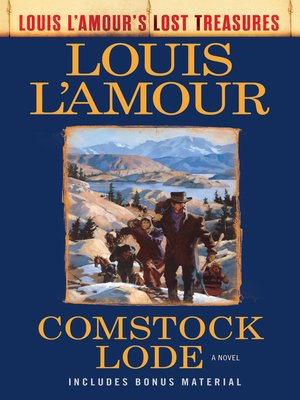 cover image of Comstock Lode