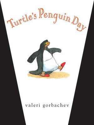 cover image of Turtle's Penguin Day