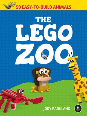 cover image of The LEGO Zoo