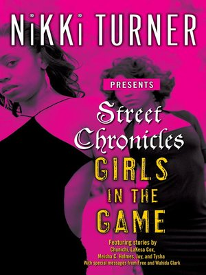cover image of Girls in the Game