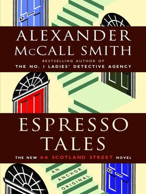cover image of Espresso Tales