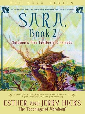 cover image of Sara, Book 2