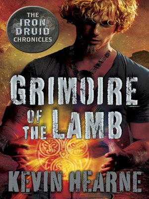 cover image of Grimoire of the Lamb