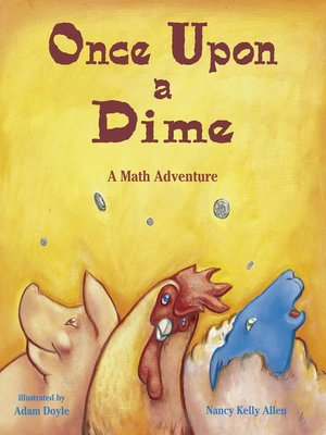 cover image of Once Upon a Dime
