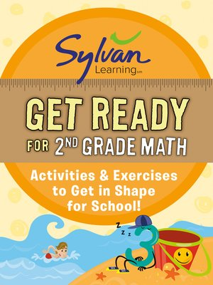 cover image of Get Ready for 2nd Grade Math