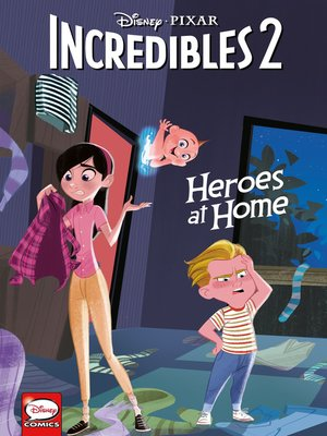 cover image of Disney·PIXAR the Incredibles 2