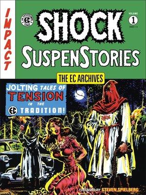 cover image of Shock SuspenStories (1952), Volume 1
