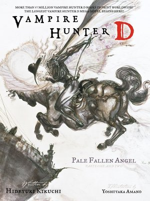 cover image of Pale Fallen Angel, Parts 1 & 2