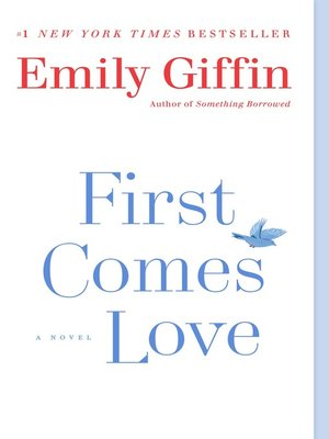 cover image of First Comes Love