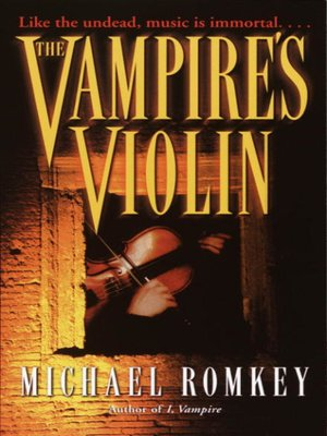 cover image of The Vampire's Violin