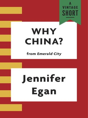 cover image of Why China?