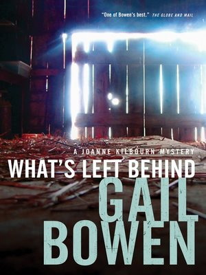 cover image of What's Left Behind