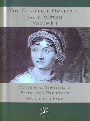 cover image of The Complete Novels of Jane Austen, Volume I
