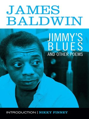 cover image of Jimmy's Blues and Other Poems