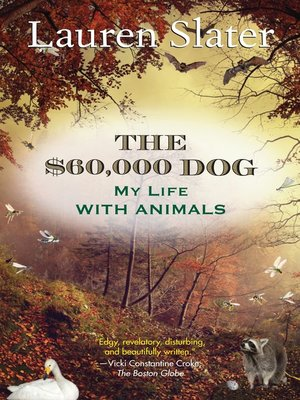 cover image of The $60,000 Dog