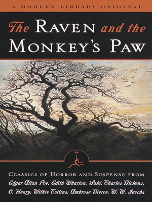 cover image of The Raven and the Monkey's Paw